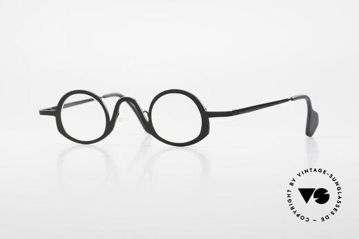 Theo Belgium Circle Avant-Garde Vintage Specs Details