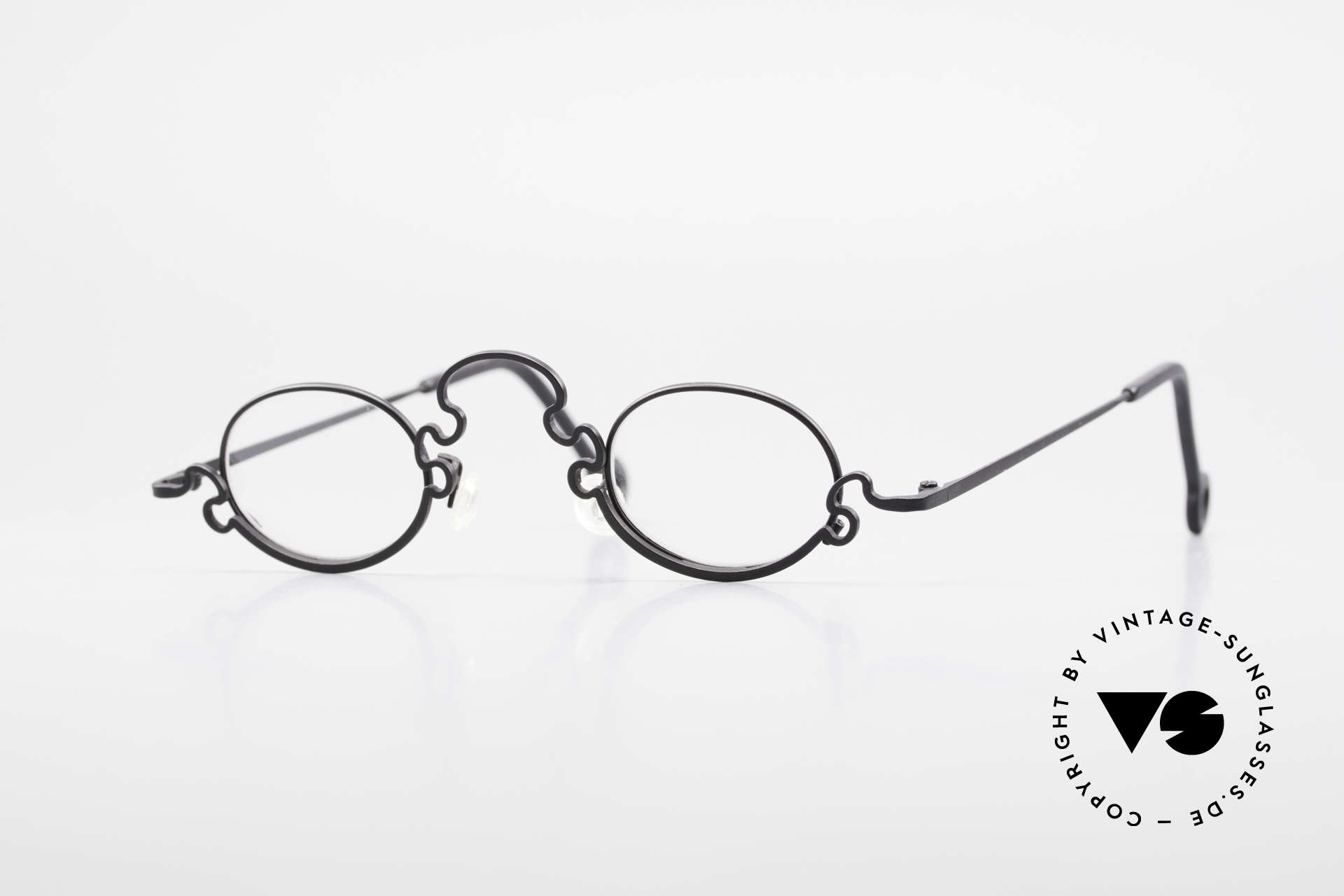 Theo Belgium Puzzle Spaghetti Eyeglasses Ladies, Theo Belgium: the most self-willed brand in the world, Made for Women