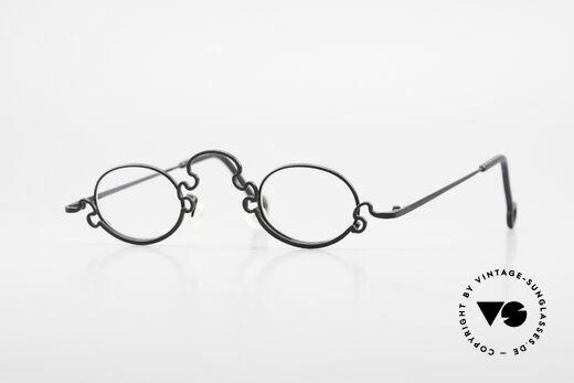 Theo Belgium Puzzle Spaghetti Eyeglasses Ladies Details