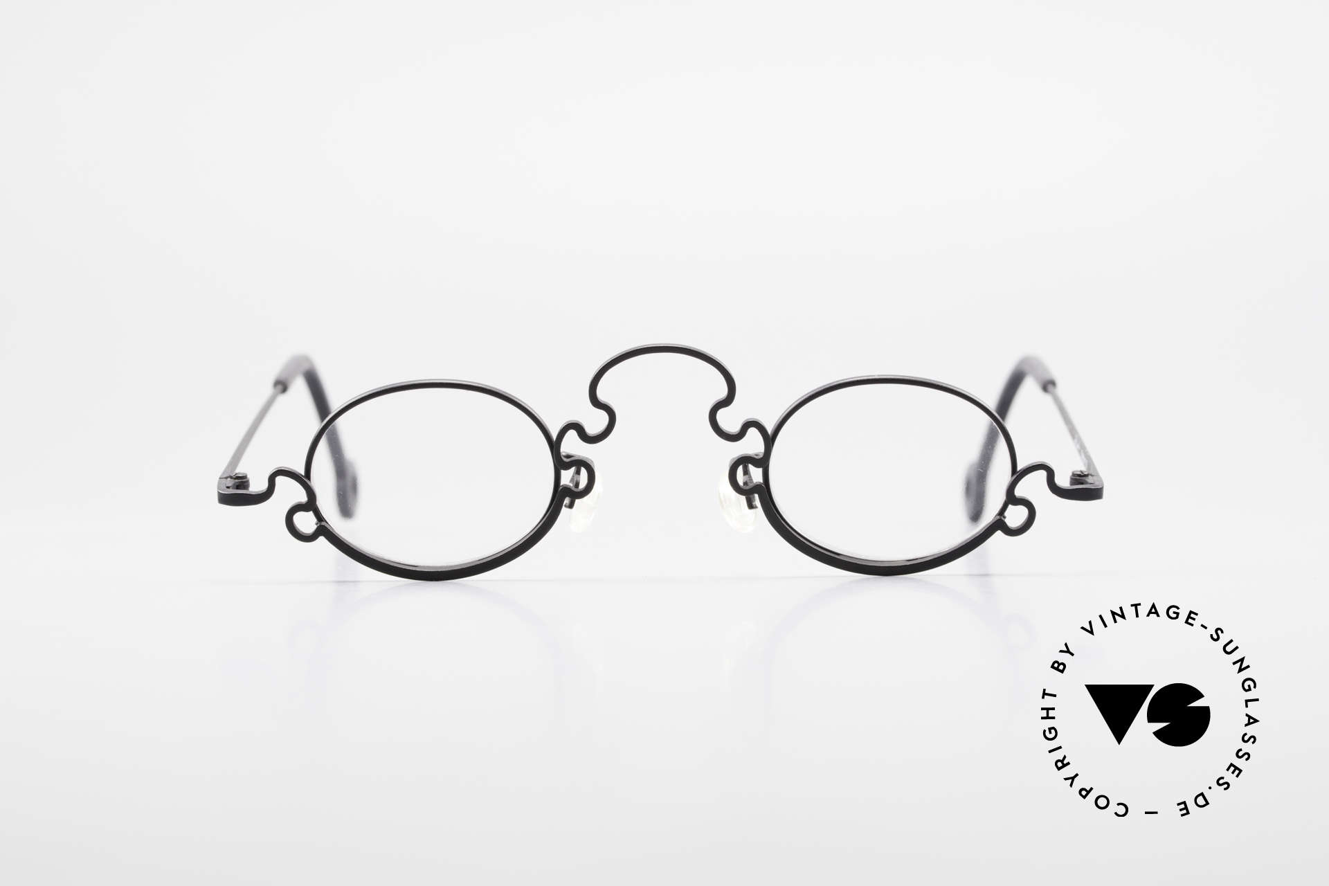 Theo Belgium Puzzle Spaghetti Eyeglasses Ladies, founded in 1989 as 'anti mainstream' eyewear / glasses, Made for Women
