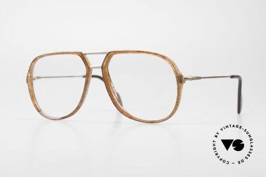 Metzler 0664 80's En Vogue Vintage Glasses Details