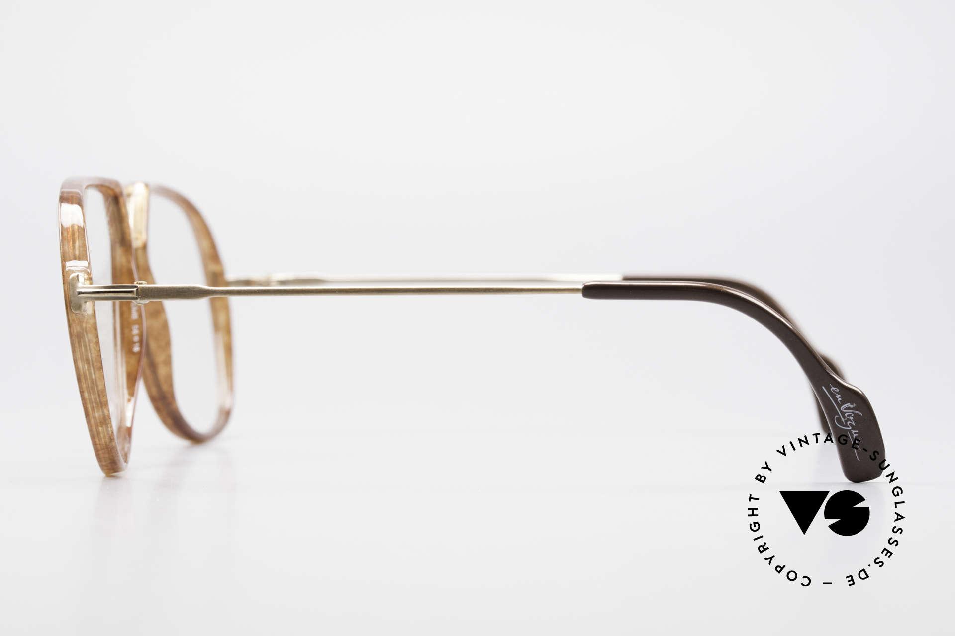 Metzler 0664 80's En Vogue Vintage Glasses, never worn, NOS (like all our classic men's eyewear), Made for Men