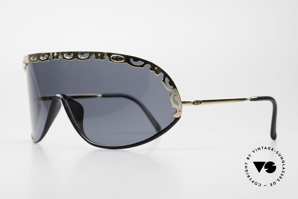 """Christian Dior 2501 Rare 80's Sunglasses Polarized, a vintage """"MUST-HAVE"""" for all fashion lovers, out there, Made for Women"""