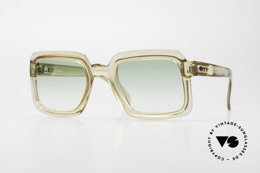 Christian Dior 2032 Monsieur 70's Optyl Shades Details