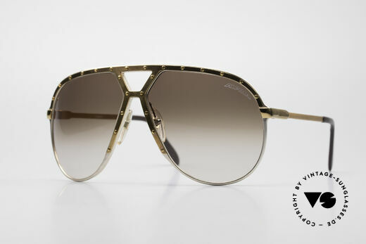 Alpina M1 80's Stevie Wonder Shades Details