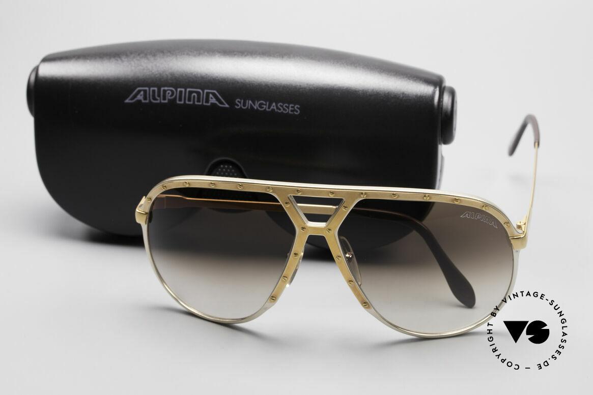 Alpina M1 80's Stevie Wonder Shades