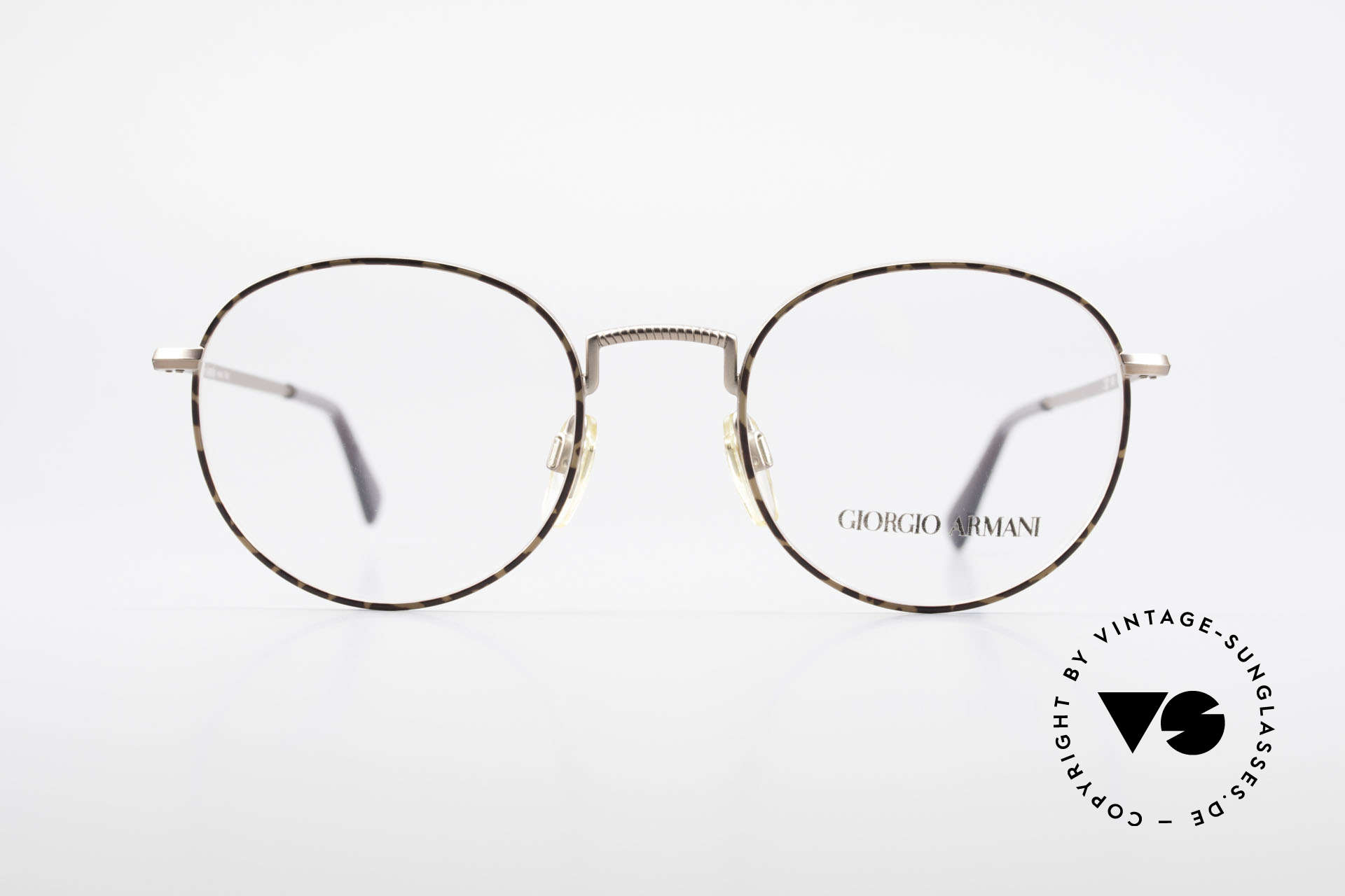 Giorgio Armani 231 80's Panto Frame No Retro, a timeless 1980's model in tangible premium quality, Made for Men