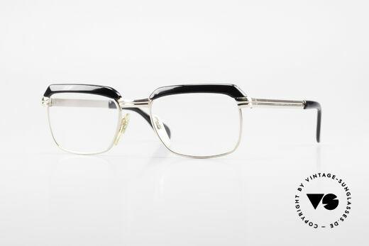 Metzler JK Gold Filled 60's Glasses Frame Details