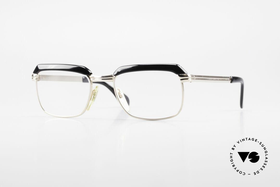 Metzler JK Gold Filled 60's Glasses Frame, antique Metzler eyeglasses from the 60's - GOLD FILLED!, Made for Men