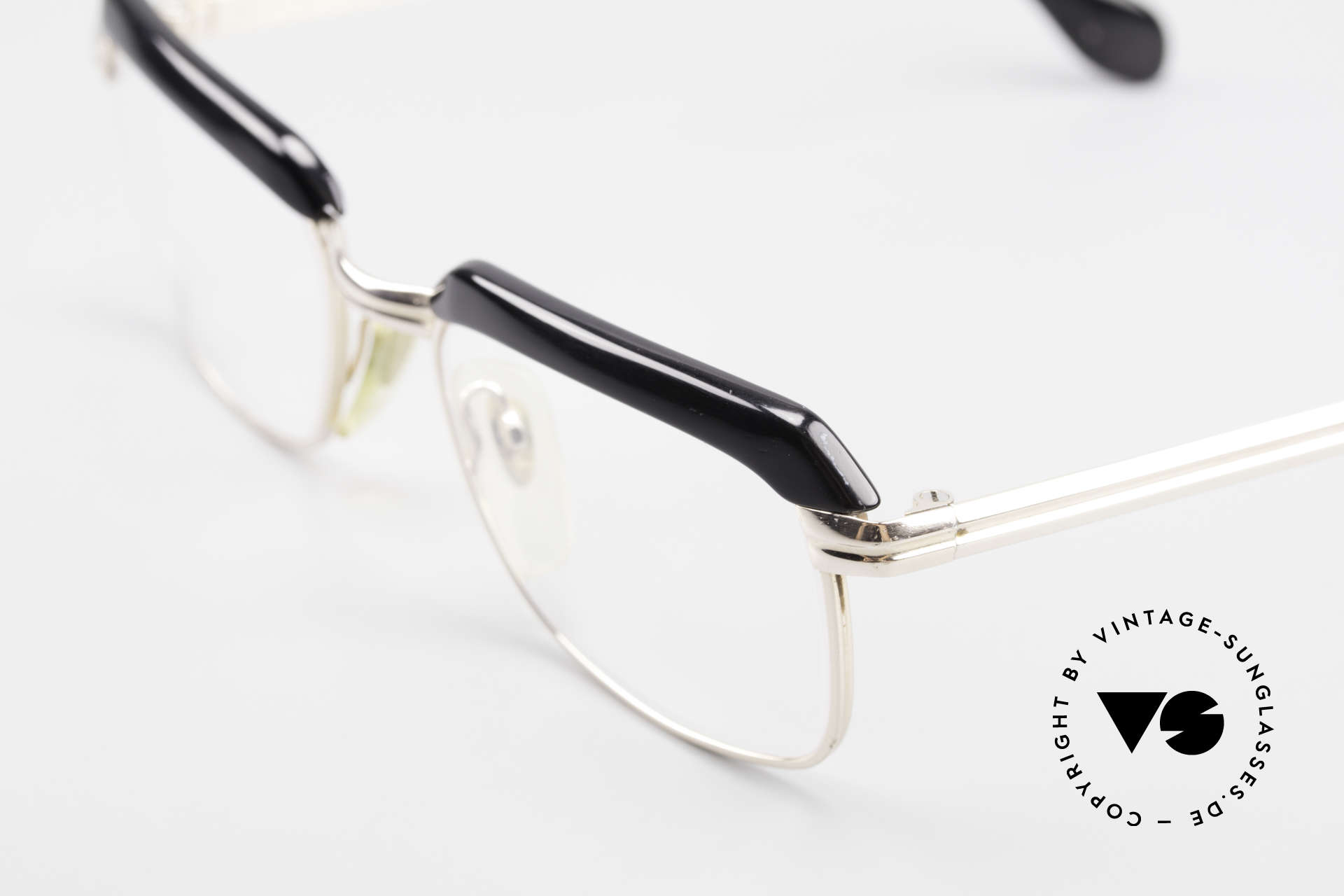 Metzler JK Gold Filled 60's Glasses Frame, 2nd hand model in an excellent condition (ready to wear), Made for Men