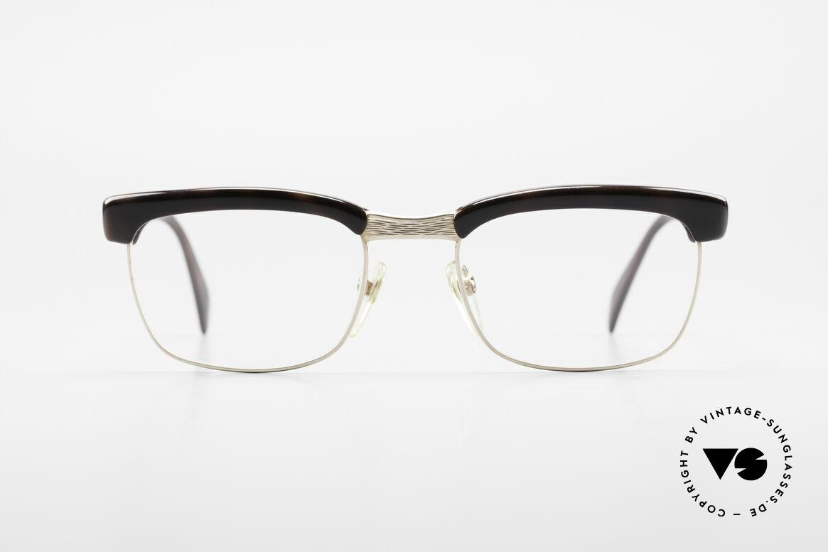 Rodenstock Arnold Gold Filled 60's Glasses Frame