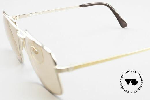 Dunhill 6068 Gold Plated Frame Changeable
