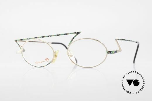 Casanova LC30 ZigZag Glasses True Vintage Details