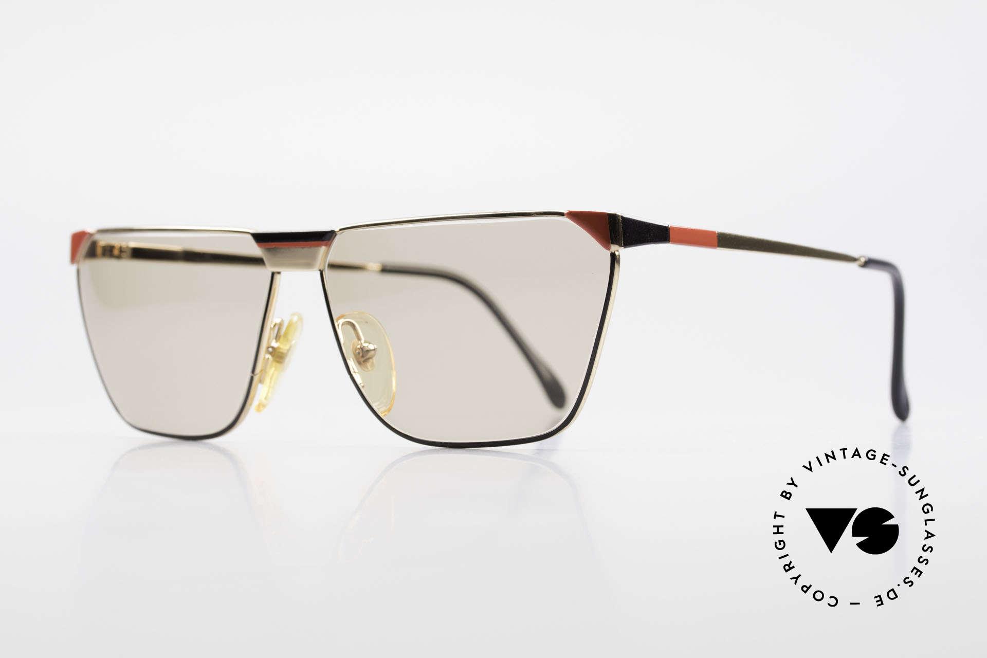 Casanova MC2 24KT Gold Plated Frame, highest quality material (24Kt gold plated frame), Made for Men