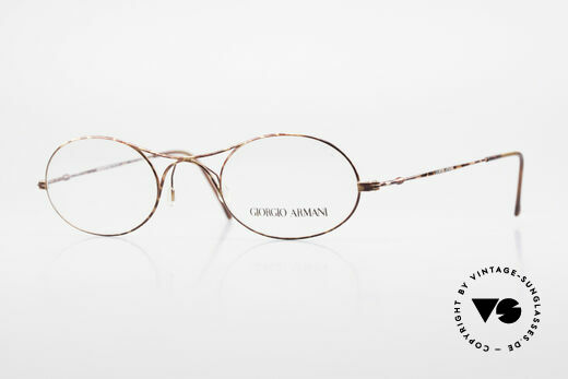 Giorgio Armani 229 The Schubert Glasses by GA Details