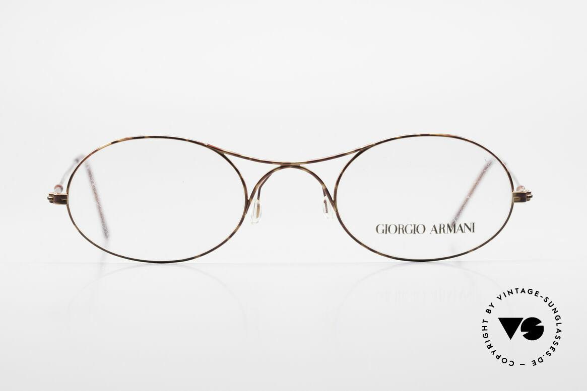 Giorgio Armani 229 The Schubert Glasses by GA, Giorgio Armani frame, mod. 229, col. 756, size 47-23, Made for Men and Women