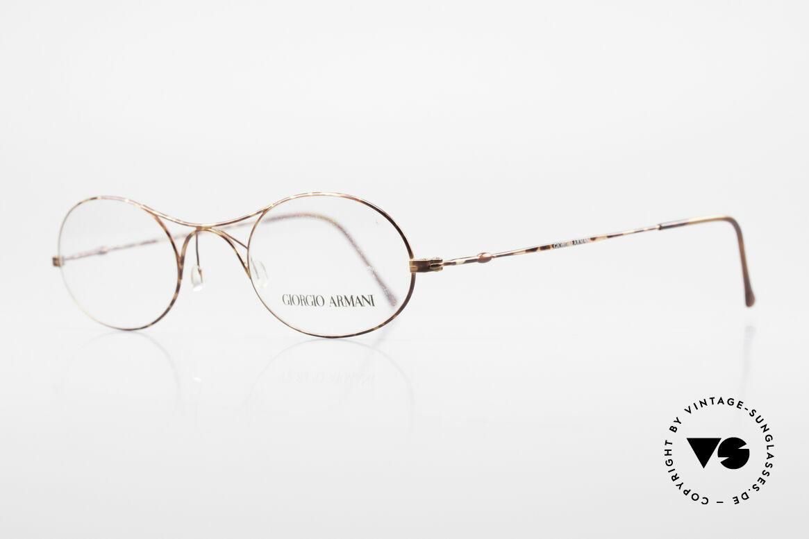 Giorgio Armani 229 The Schubert Glasses by GA