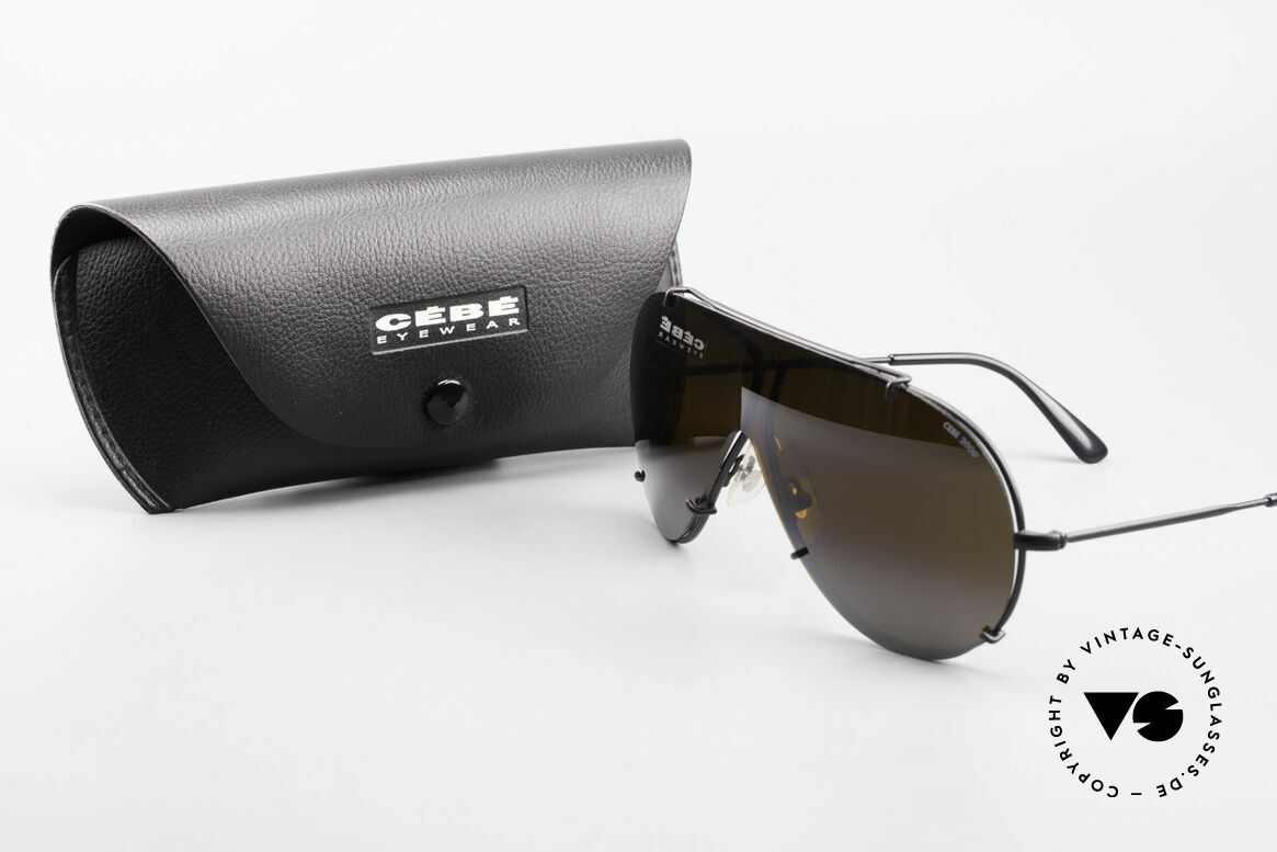 Cebe 2000 Rare Ral­lye Sports Sunglasses, Size: large, Made for Men