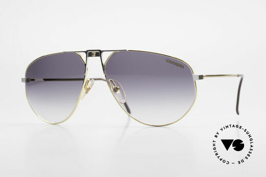Carrera 5410 90's Vintage Shades For Men Details