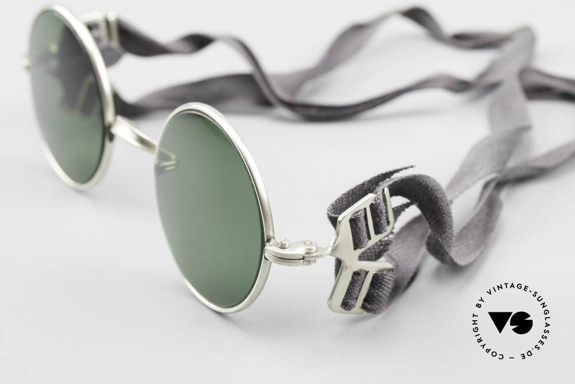 Militärbrille Round Old Army Military Sunglasses