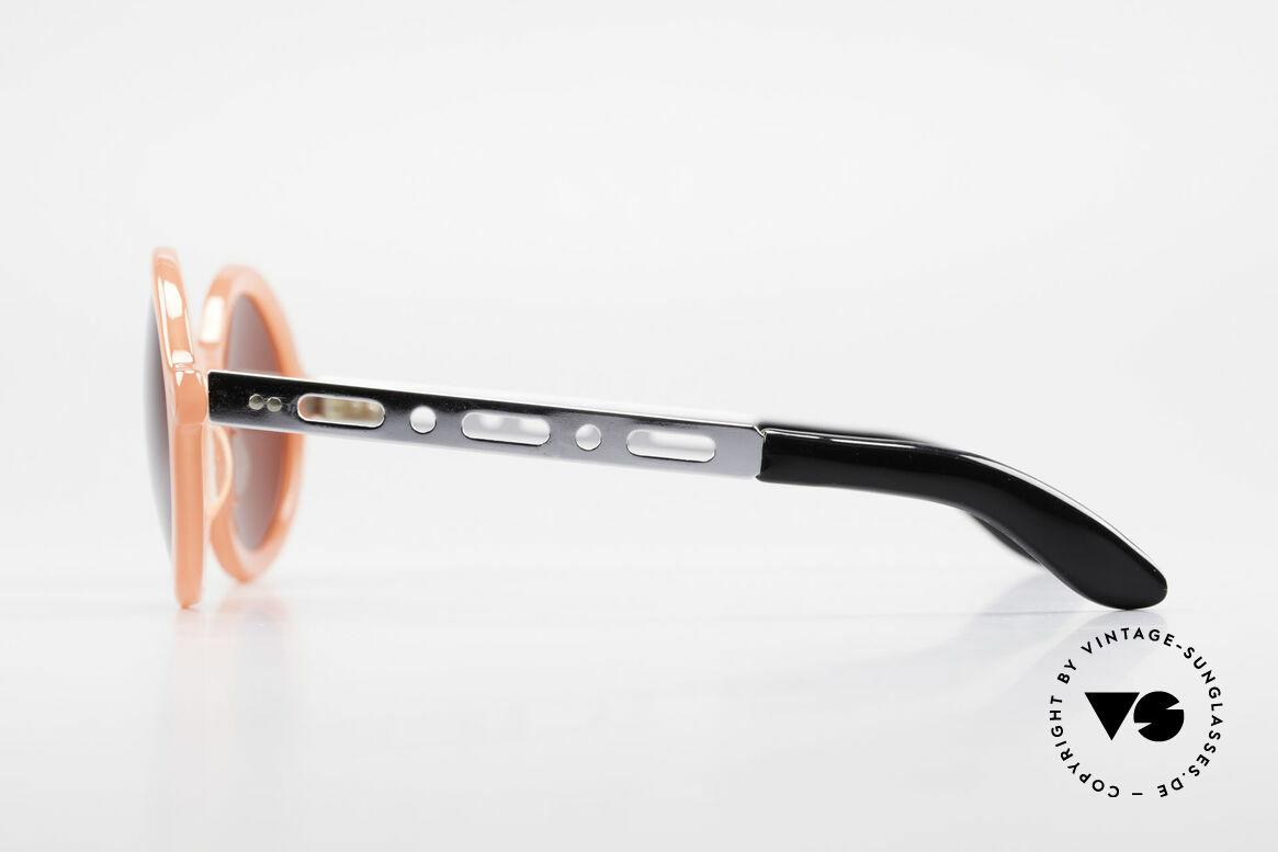 IDC I067 Fun Sunglasses Steampunk 90s, thus, a striking oval eyeglass-frame + orig. IDC case, Made for Women