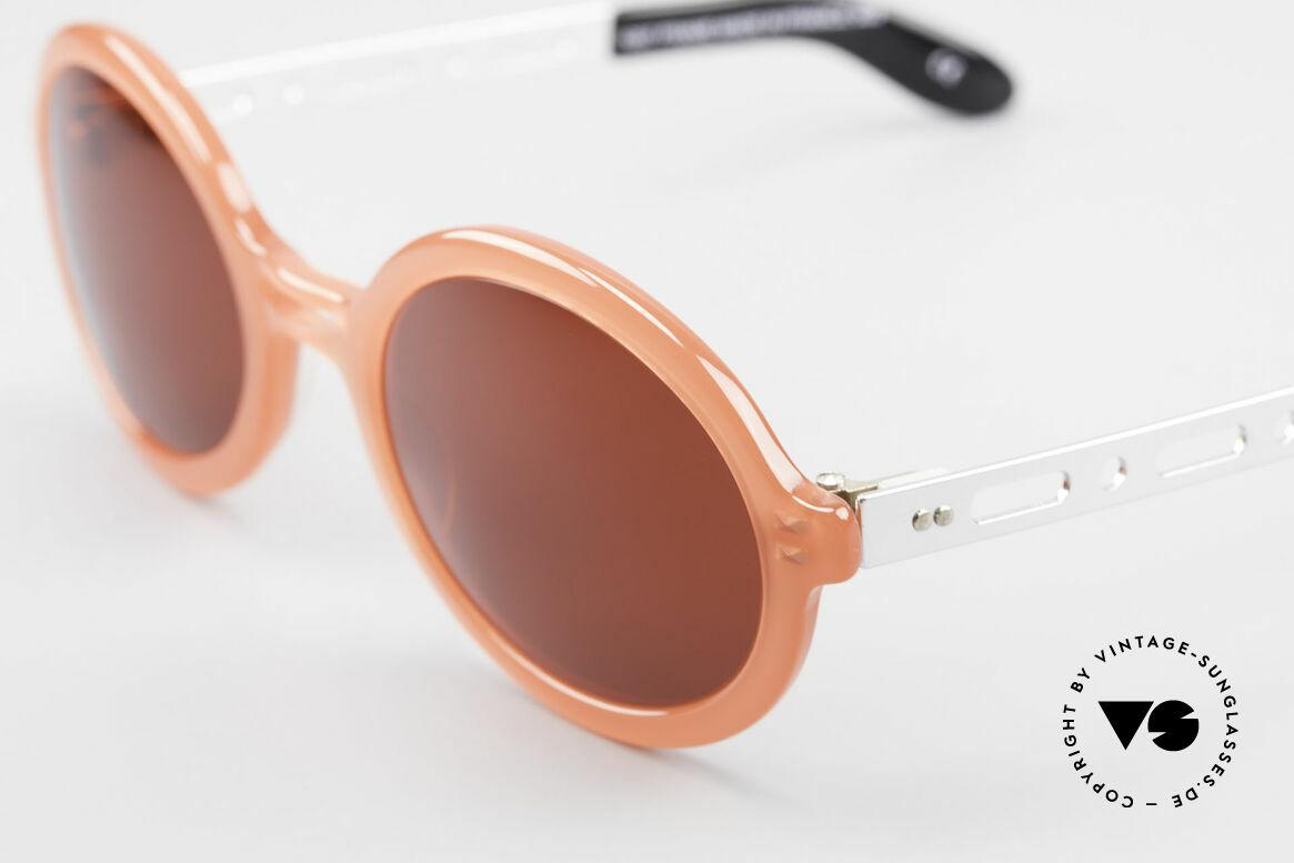 IDC I067 Fun Sunglasses Steampunk 90s, unworn NOS (like all our vintage designer eyeglasses), Made for Women