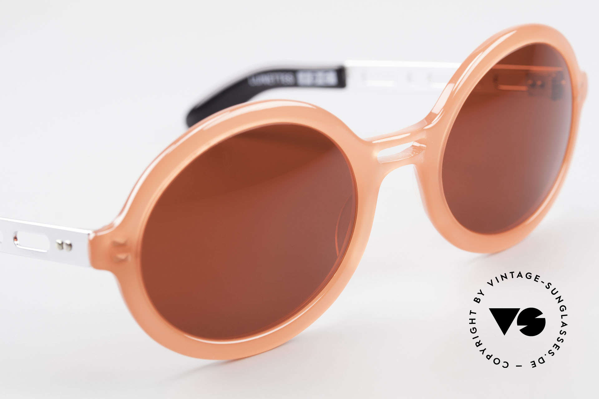 IDC I067 Fun Sunglasses Steampunk 90s, NO retro specs / shades; an app. 25 years old original, Made for Women