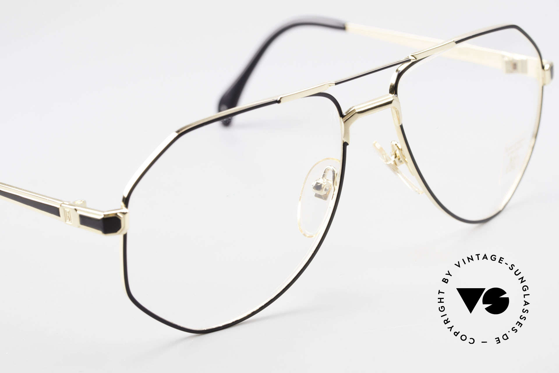 Roman Rothschild R16 Gold Plated Luxury Glasses, DEMO lenses can be replaced with optical (sun) lenses, Made for Men