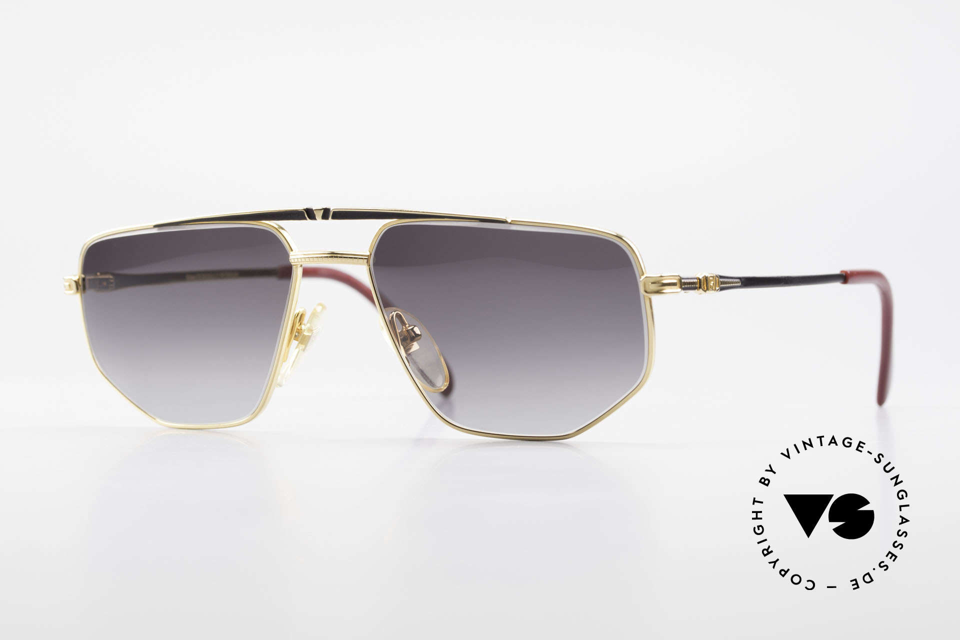Roman Rothschild R1037 Gold Plated Shades Luxury, Roman ROTHSCHILD of Switzerland luxury sunglasses, Made for Men and Women