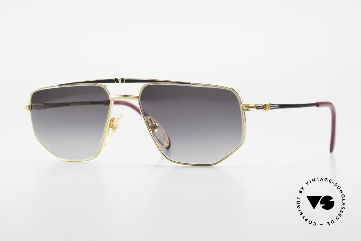 Roman Rothschild R1037 Gold Plated Shades Luxury, Roman ROTHSCHILD of Switzerland luxury sunglasses, Made for Men and Women