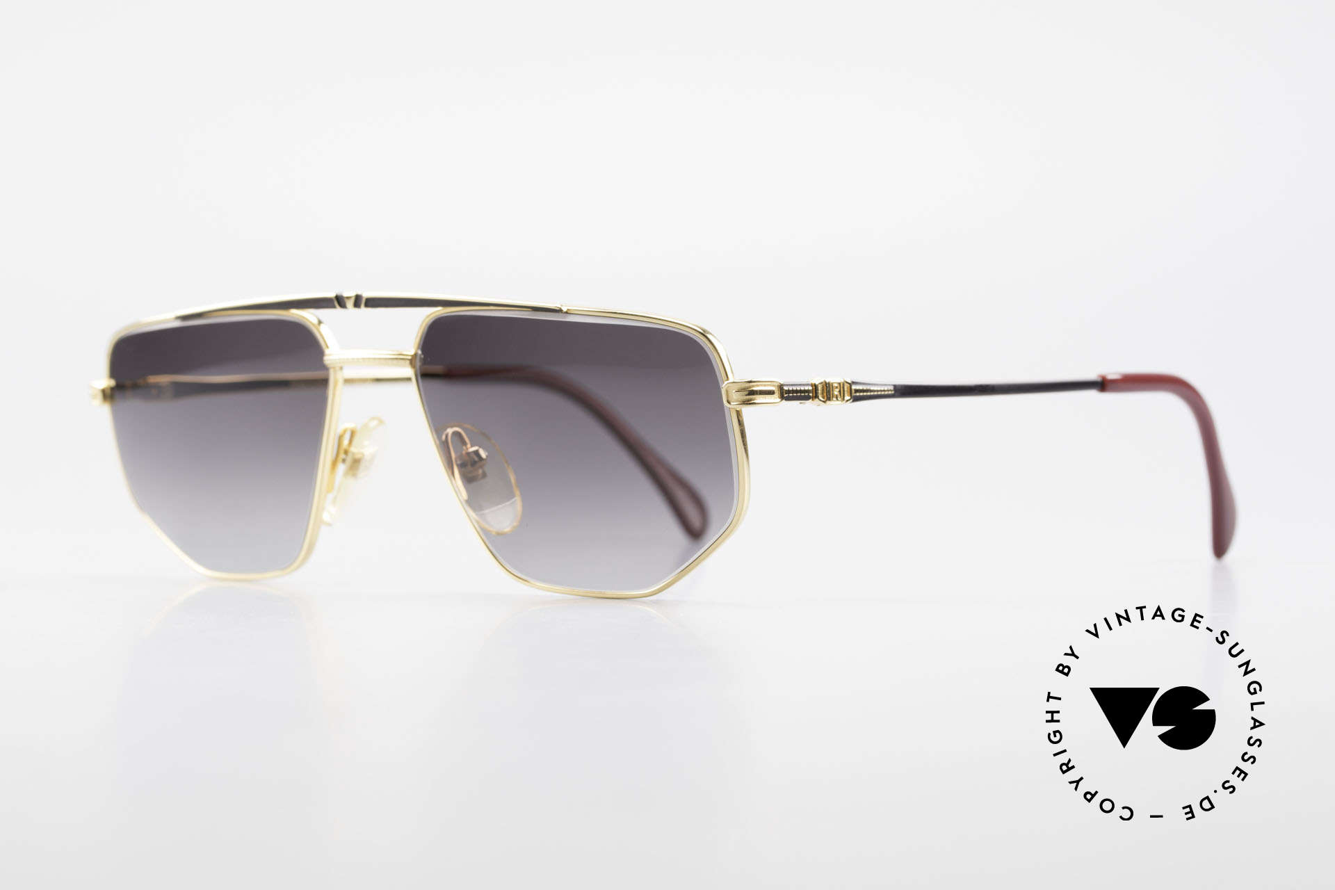 Roman Rothschild R1037 Gold Plated Shades Luxury, high-end quality (You must feel this!); made in Japan, Made for Men and Women