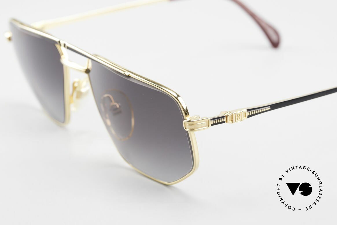 Roman Rothschild R1037 Gold Plated Shades Luxury, unworn in size 56/16 (incl. orig. case by R. Rothschild), Made for Men and Women