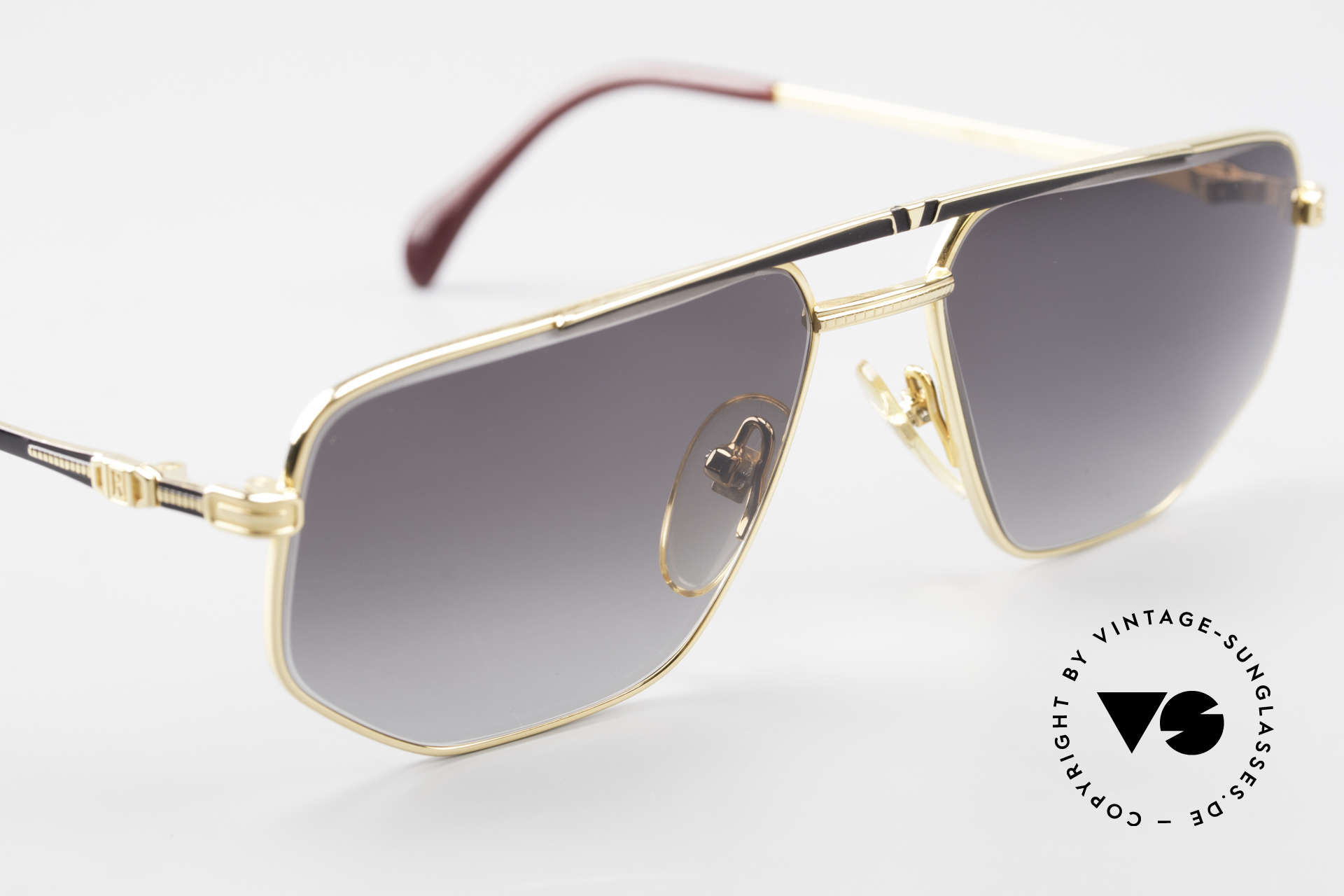 Roman Rothschild R1037 Gold Plated Shades Luxury, NO retro shades, but a precious original from the 80's, Made for Men and Women