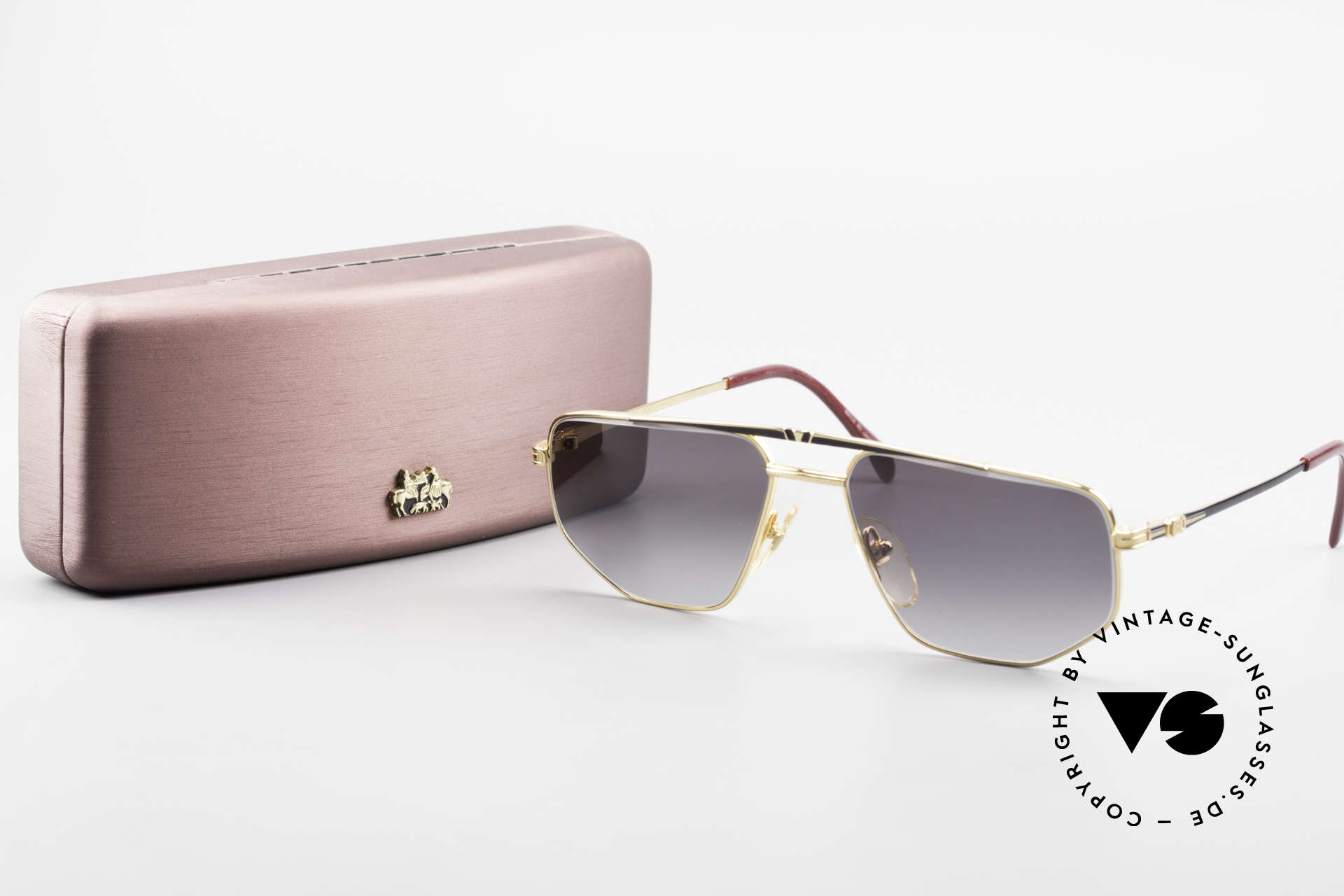 Roman Rothschild R1037 Gold Plated Shades Luxury, sun lenses (100%UV) can be replaced with prescriptions, Made for Men and Women