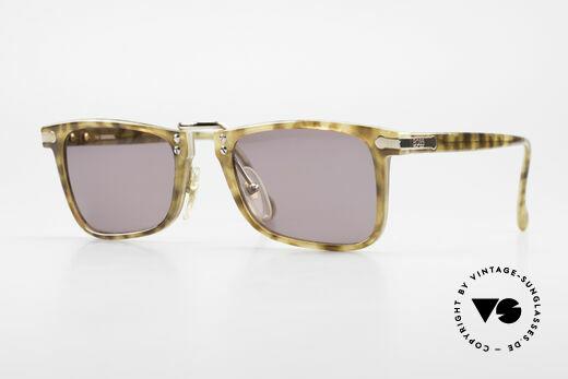 BOSS 5168 Square Vintage Sunglasses Details