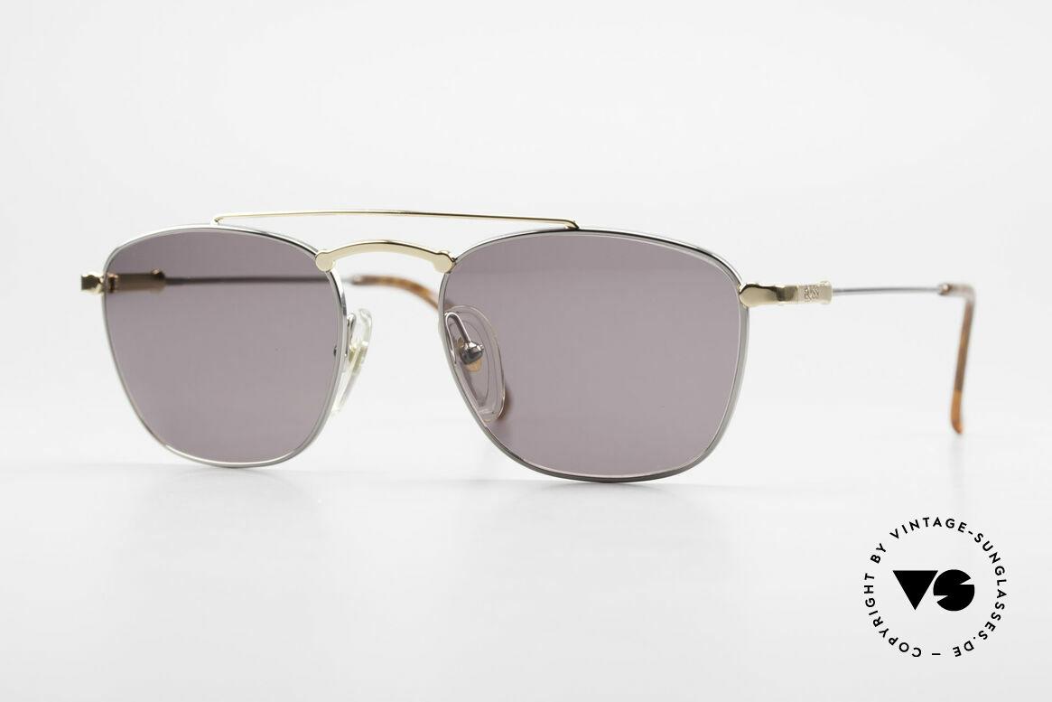 BOSS 5172 True Vintage 90's Sunglasses, striking BOSS vintage designer shades of the 90's, Made for Men