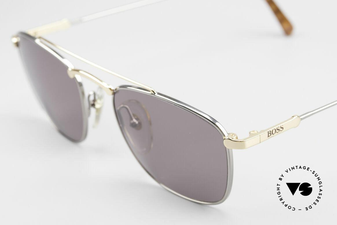 BOSS 5172 True Vintage 90's Sunglasses, unworn (like all our rare vintage BOSS sunglasses), Made for Men