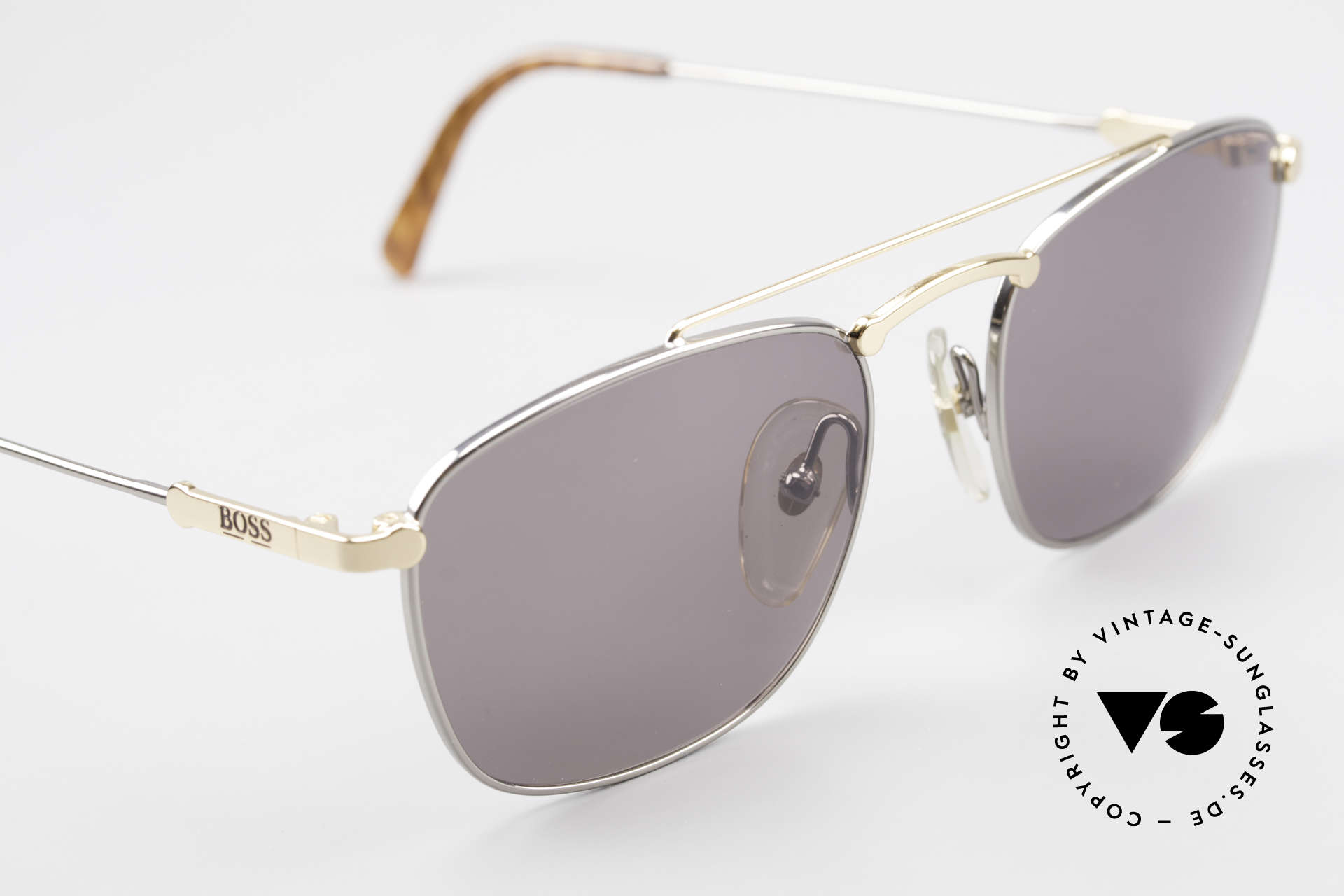 BOSS 5172 True Vintage 90's Sunglasses, NO RETRO SHADES; but a 25 years old ORIGINAL!, Made for Men