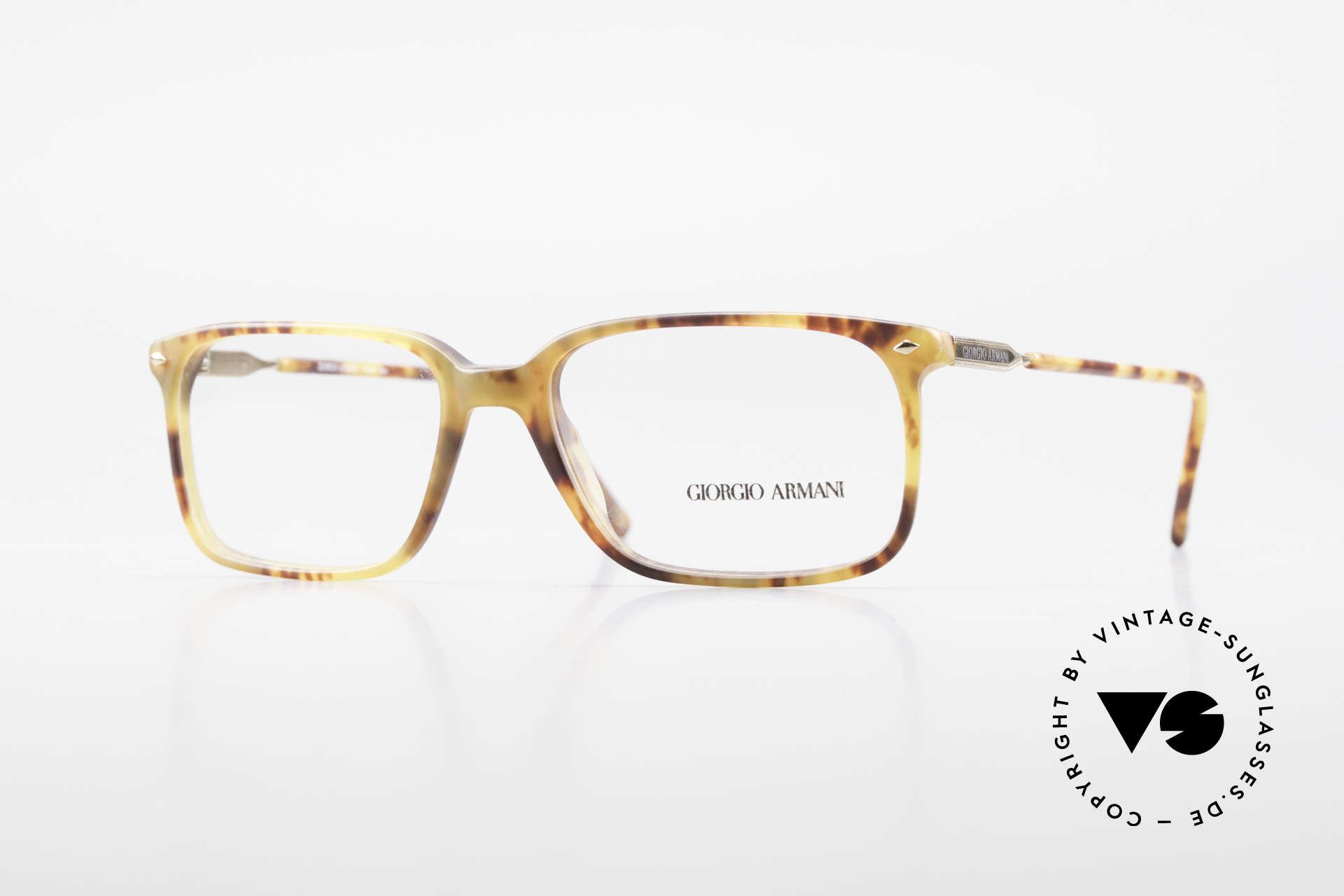Giorgio Armani 332 True Vintage Eyeglass Frame, true vintage eyeglass-frame by GIORGIO ARMANI, Made for Men