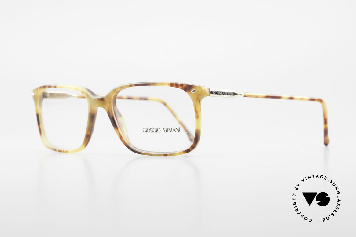 Giorgio Armani 332 True Vintage Eyeglass Frame, great combination of quality, design and comfort, Made for Men