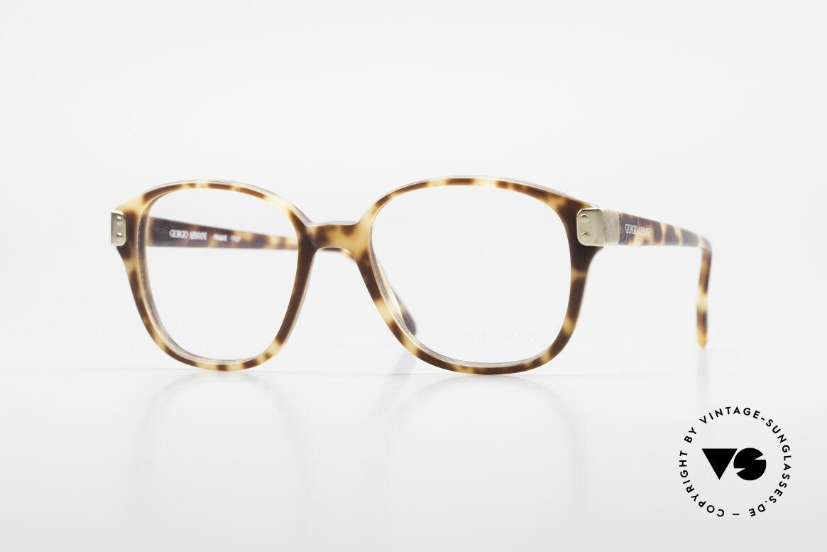 Giorgio Armani 307 Classic 80's Vintage Glasses, timeless vintage Giorgio Armani designer eyeglasses, Made for Men and Women