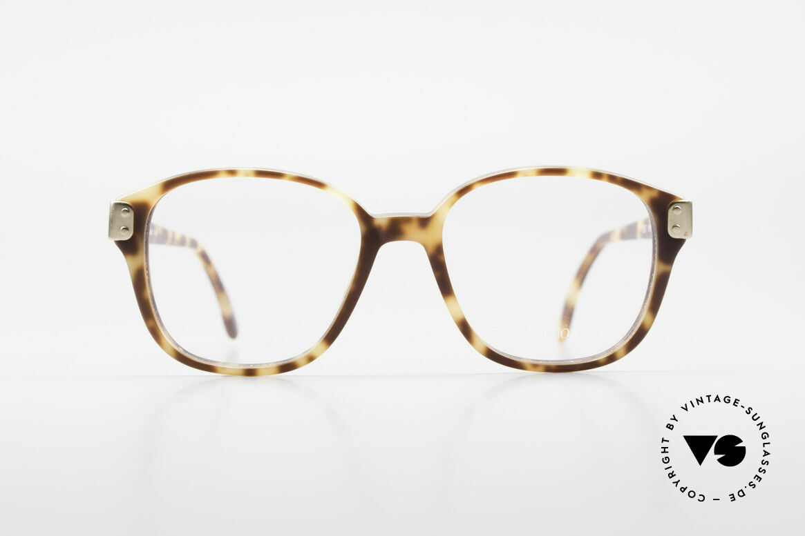 Giorgio Armani 307 Classic 80's Vintage Glasses, modified 'panto'-design; a true classic; simply stylish, Made for Men and Women