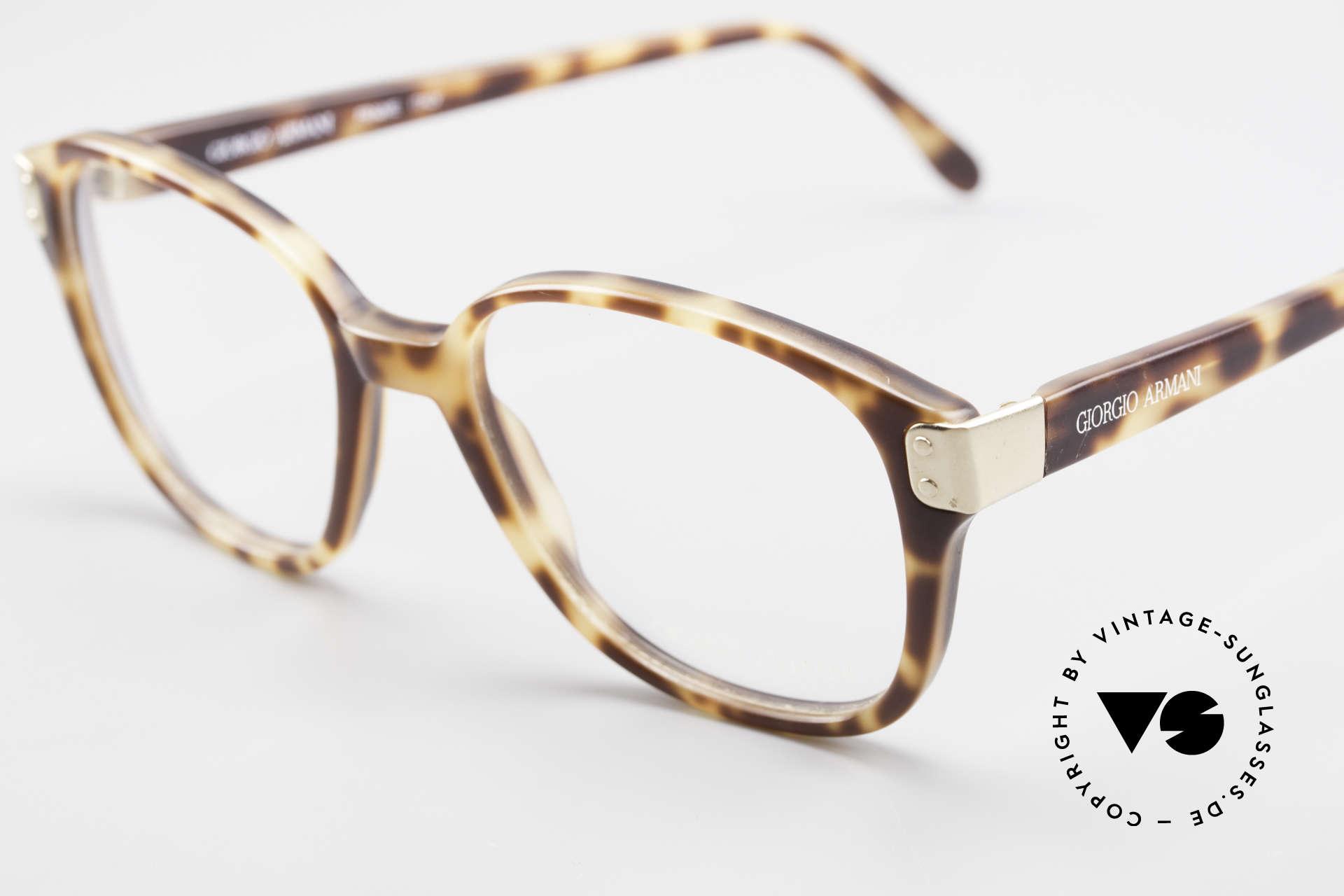 Giorgio Armani 307 Classic 80's Vintage Glasses, unworn (like all our vintage Giorgio Armani glasses), Made for Men and Women