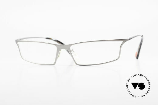 Bugatti 352 Odotype Striking Men's Designer Frame Details