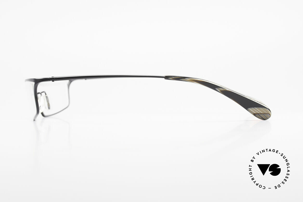 Bugatti 352 Odotype Heston Blumenthal Spectacles, very special lens construction; TOP comfort, Made for Men