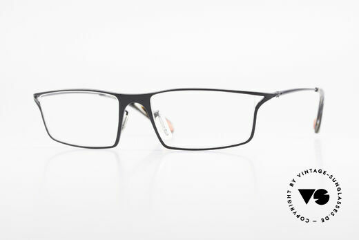 Bugatti 353 Odotype Luxury Vintage Eyeglass Frame Details