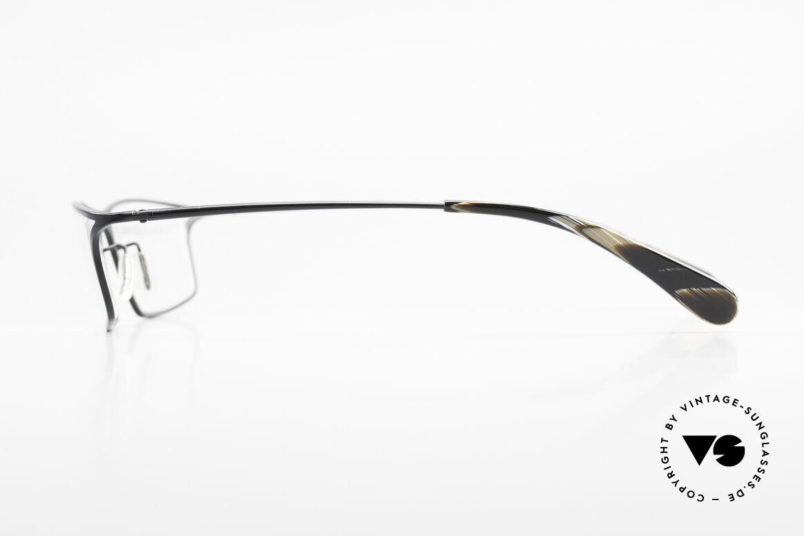 Bugatti 353 Odotype Luxury Vintage Eyeglass Frame, distinctive style and high-end craftsmanship, Made for Men
