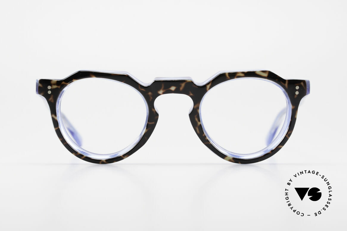 Lesca Panto 8mm Antique 1960's Eyeglasses