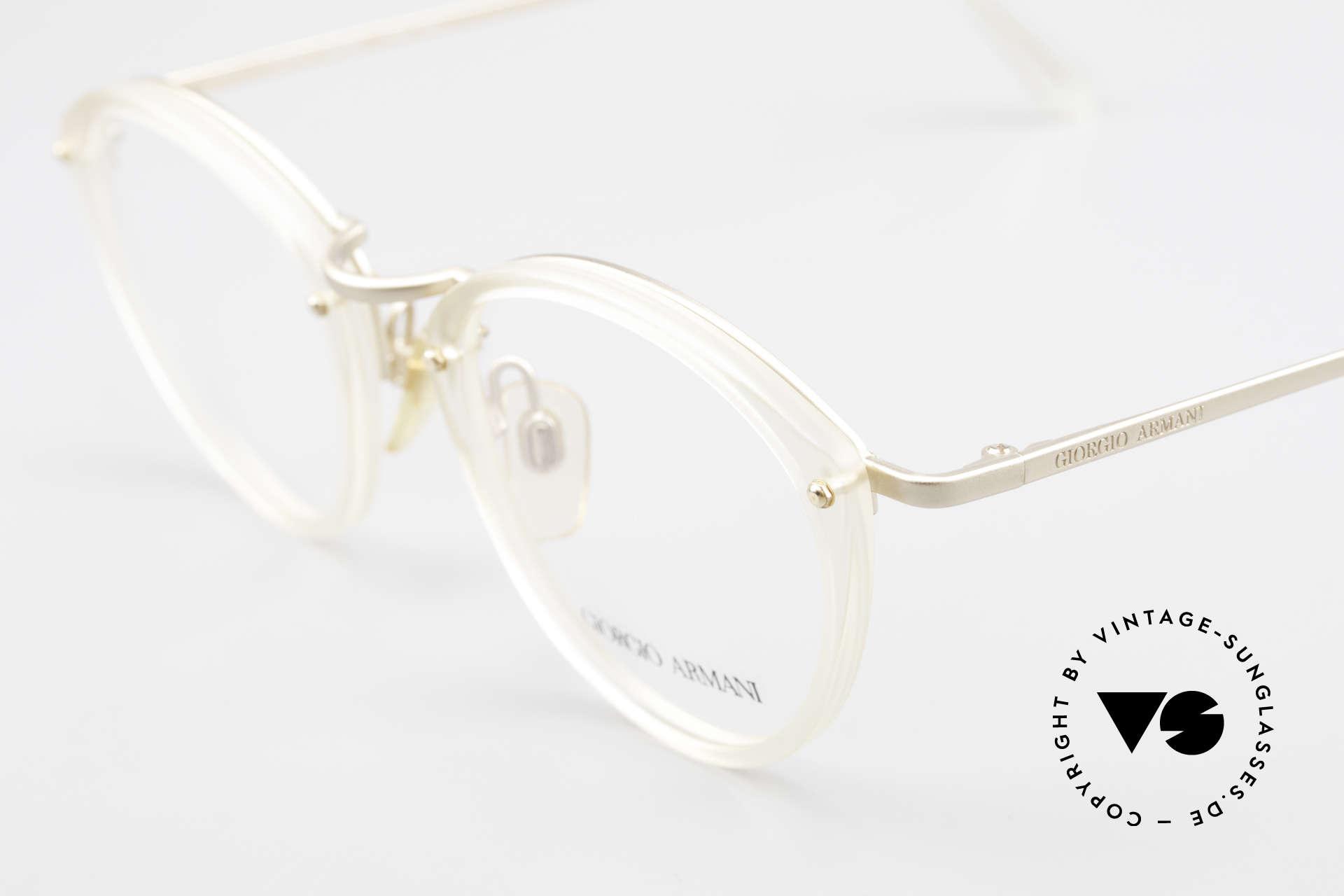 Giorgio Armani 354 80s Designer Glasses Vintage, NO RETRO glasses, but a genuine 30 years old original, Made for Men and Women