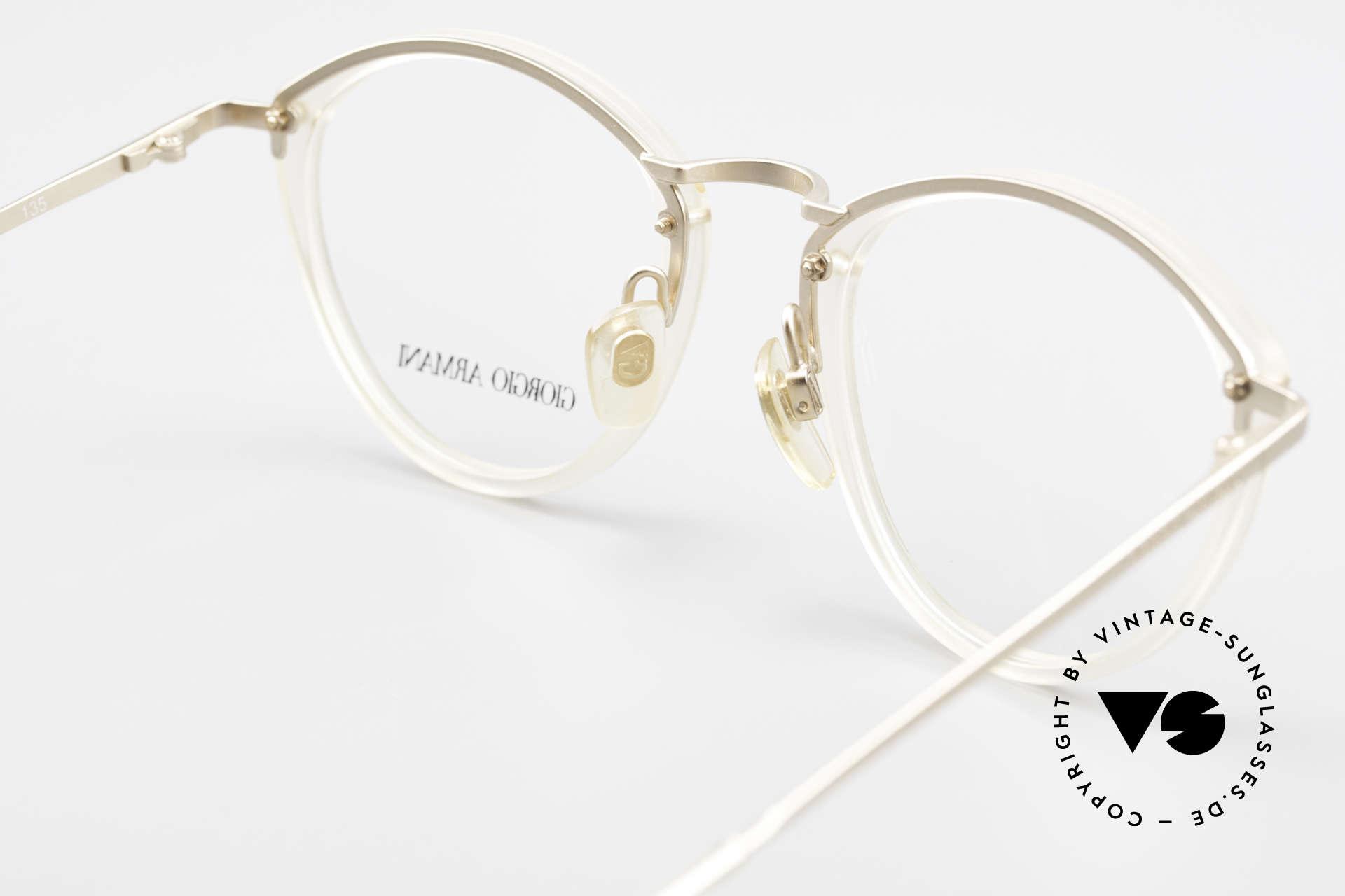 Giorgio Armani 354 80s Designer Glasses Vintage, Size: medium, Made for Men and Women